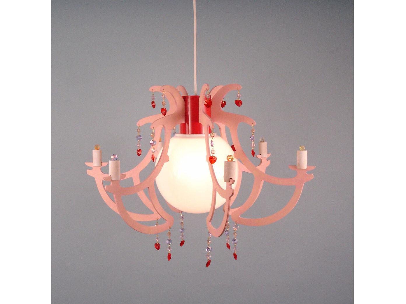 Ikea Kronleuchter Kinderzimmer ~ Kinder kronleuchter pendelleuchte lüster rosata romantische