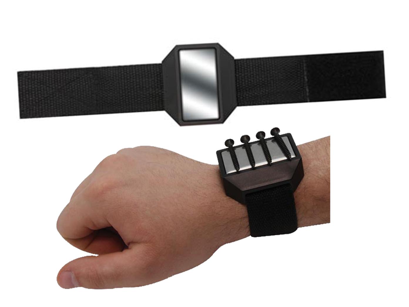 Magnetischer Halter Nägeln. EASY Work Magnet-Armband zum Haften von Schrauben