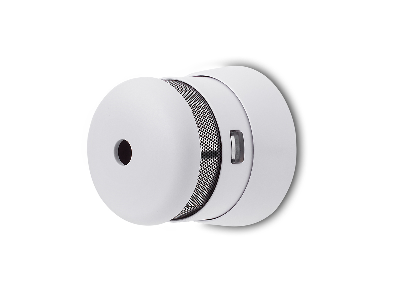 3er set mini design rauchmelder 10 jahres batterie mit magnetbefestigung alarm. Black Bedroom Furniture Sets. Home Design Ideas