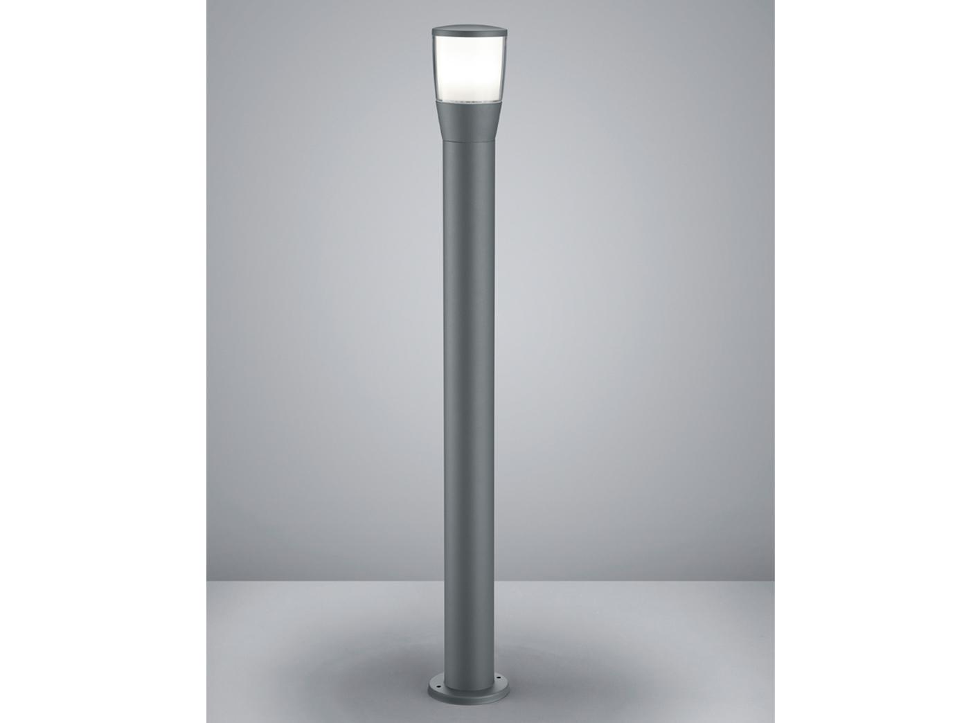 Trio LED DISSUASORE Lampada vie Lampada Shannon antracite, illuminazione esterna Modern