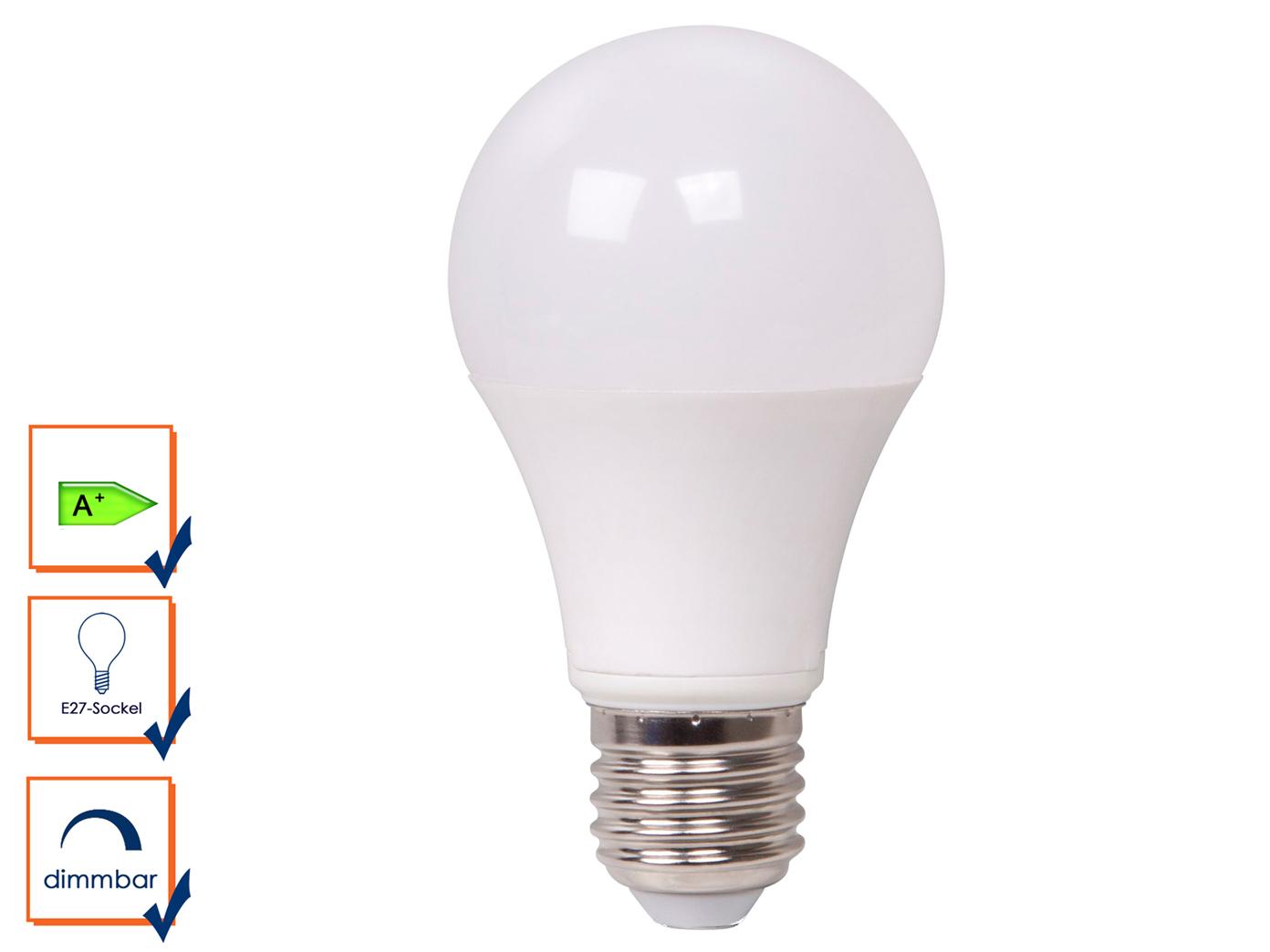 Led Beleuchtung Lumen | Led Beleuchtung 9 Watt 806 Lumen 2700 Kelvin E27 Sockel