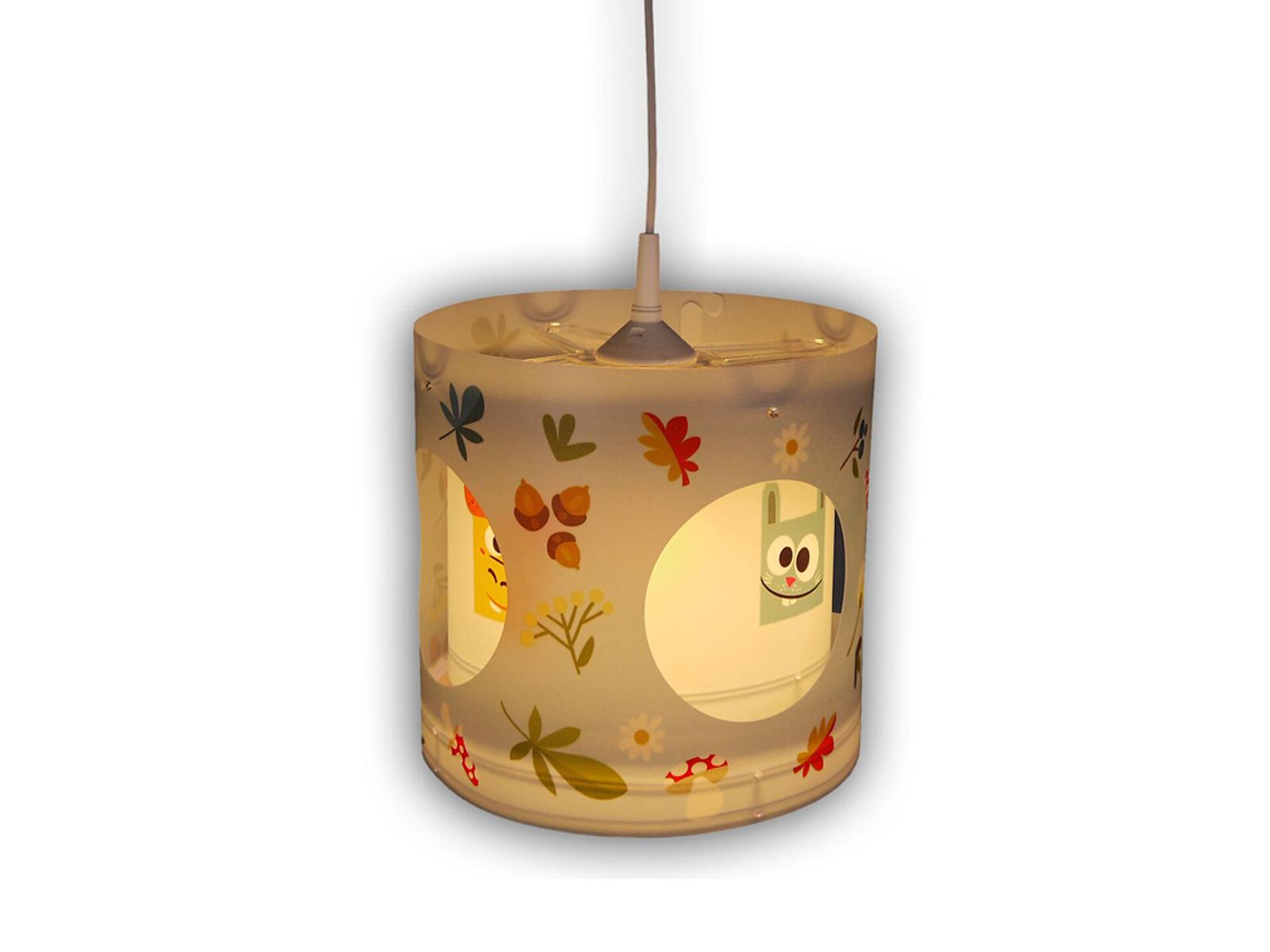 Beleuchtung Fur Kinderzimmer Lampenschirm Drehend Led Licht Kinder