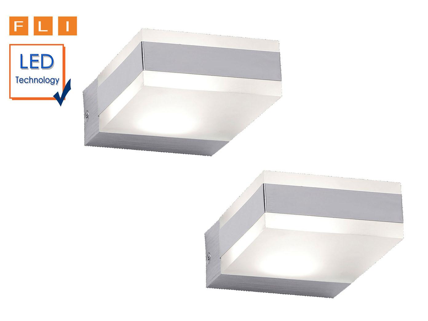 Flurlampen led finest k led kristall leuchte moderne - Flurlampen modern ...