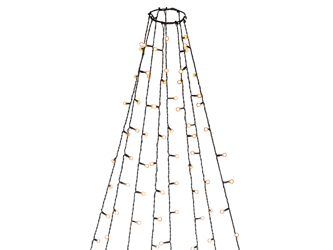 Lichterkette Outoor 560 LED´s bernsteinfarben Christbaum Weihnachtsbaum Weihnachtsbaum Weihnachtsbaum Deko   Nutzen Sie Materialien voll aus  58e3ea