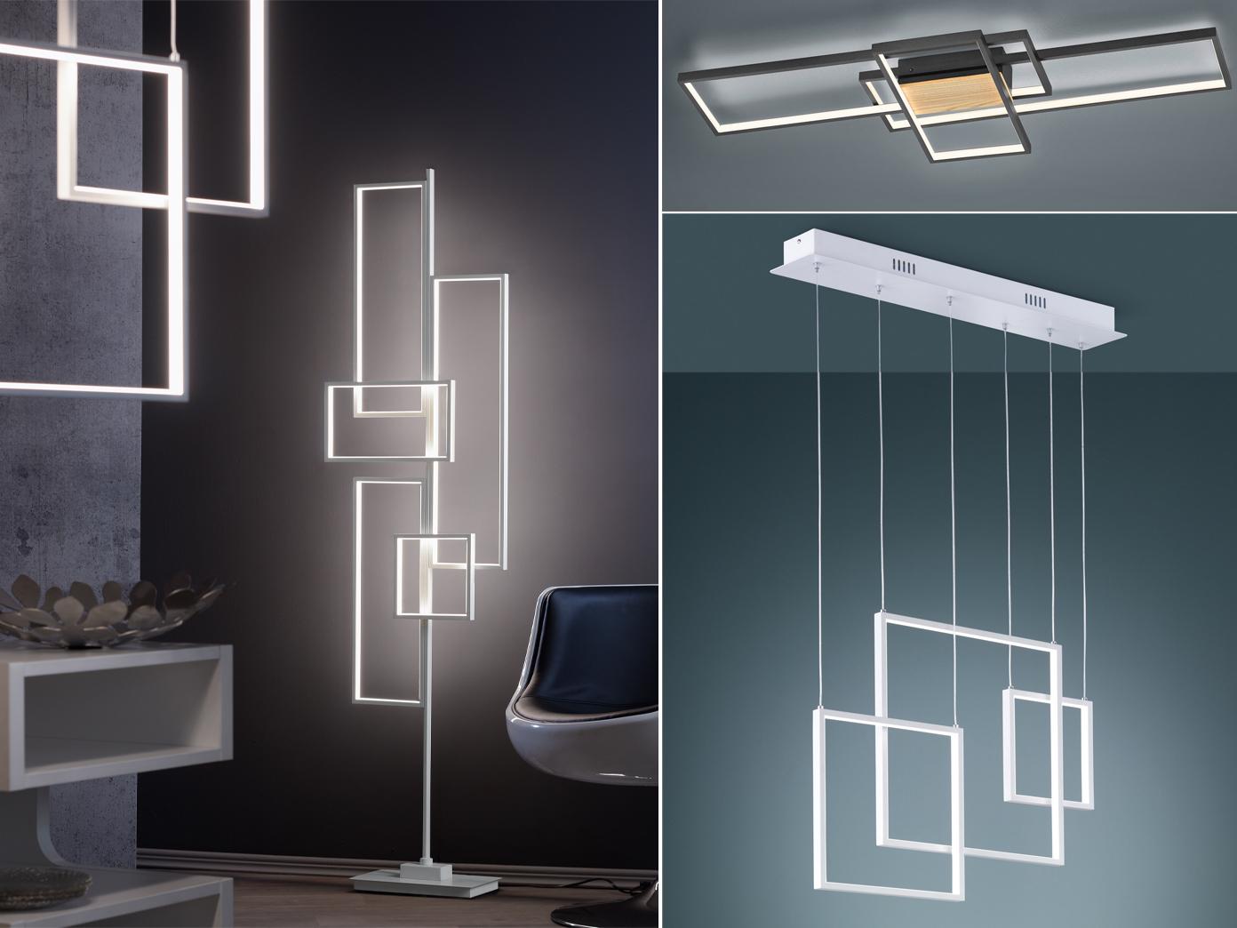 Details zu LED Flurbeleuchtung Lampen den langen Flur Diele Treppenhaus für  offene Galerie