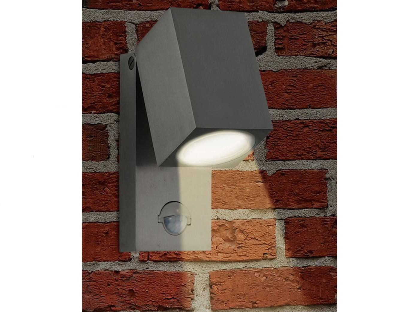 ranex au enlampe mit led bewegungsmelder d mmerungssensor fassadenbeleuchtung ebay. Black Bedroom Furniture Sets. Home Design Ideas