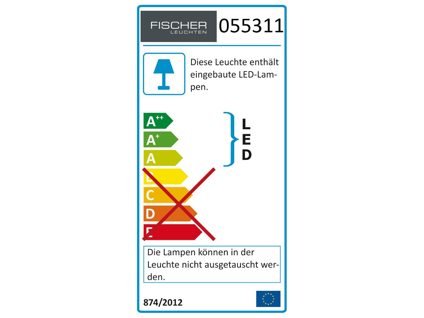 Dimmbare-LED-Deckenlampe-Nickel-antik-Glas-weiss-IP54-Fischer-Leuchten