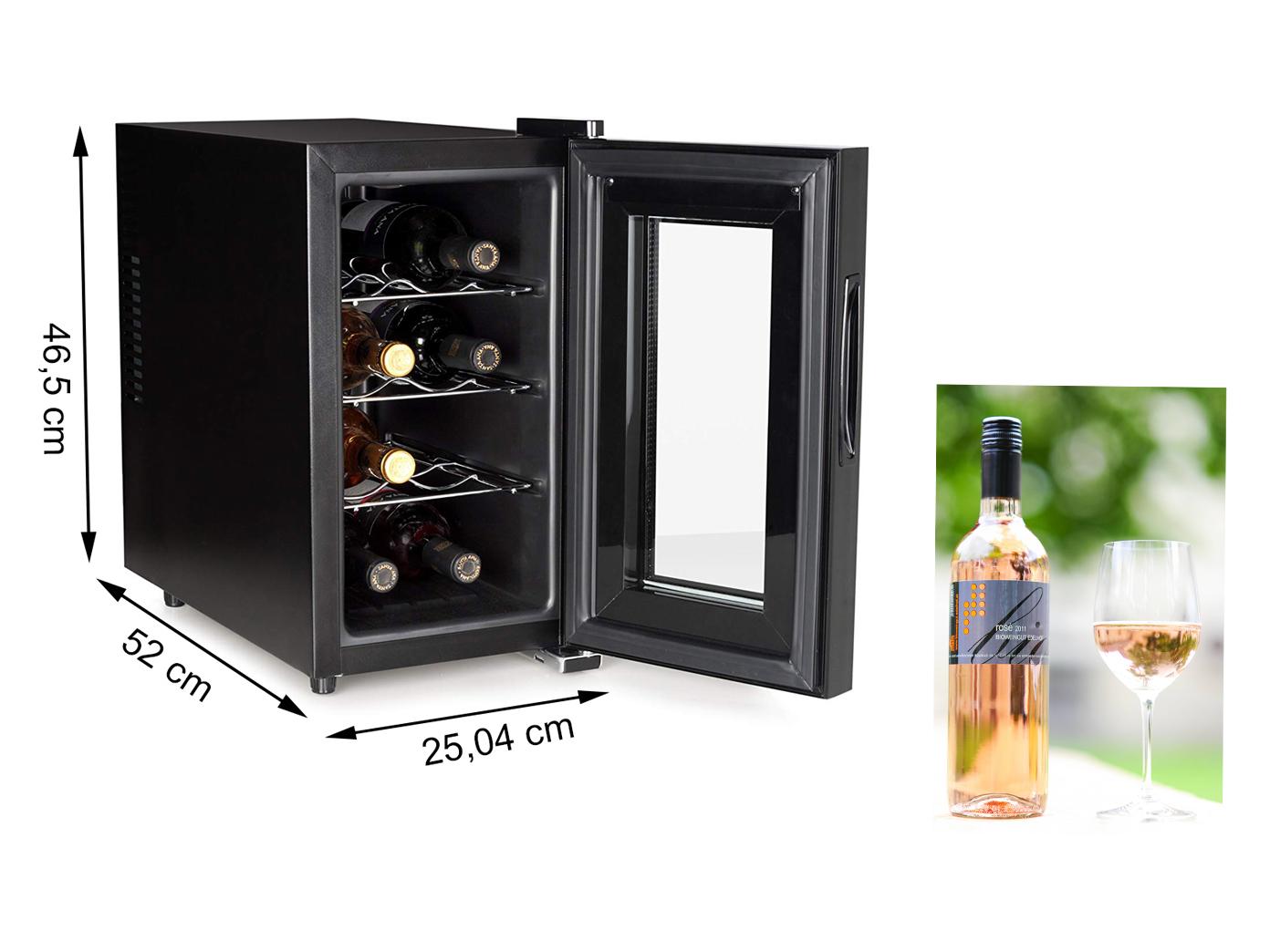 Kleiner Kühlschrank Für Flaschen : Weinkühlschrank getränkekühlschrank flaschen weinregal