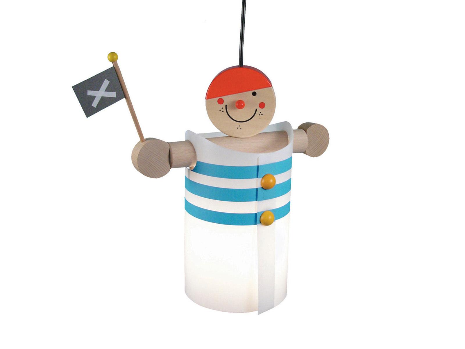 Piraten Lampe Kinderzimmer | Die schönsten Einrichtungsideen