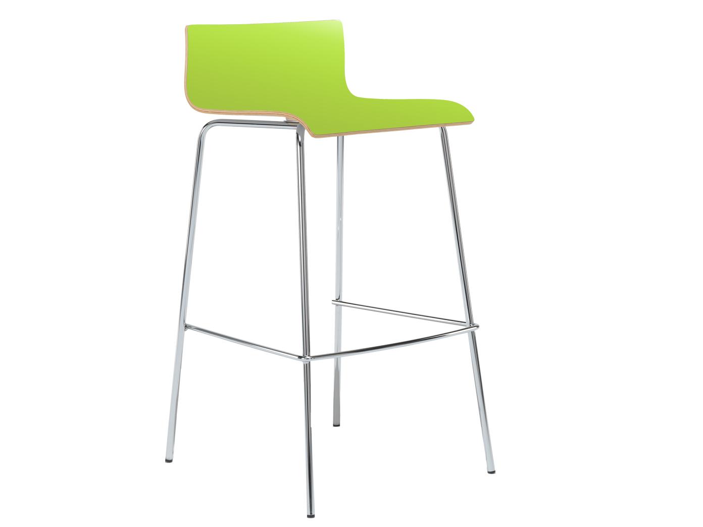 Taburete de bar de dise o verde bar silla de cocina - Taburetes cocina diseno ...