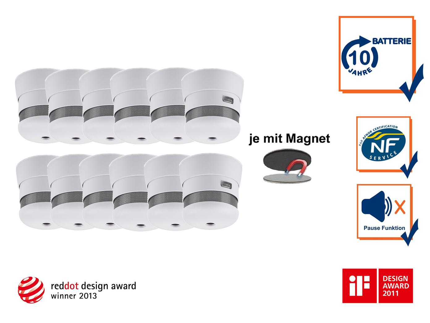 magnetbefestigung f r rauchmelder mehr als 100 angebote. Black Bedroom Furniture Sets. Home Design Ideas