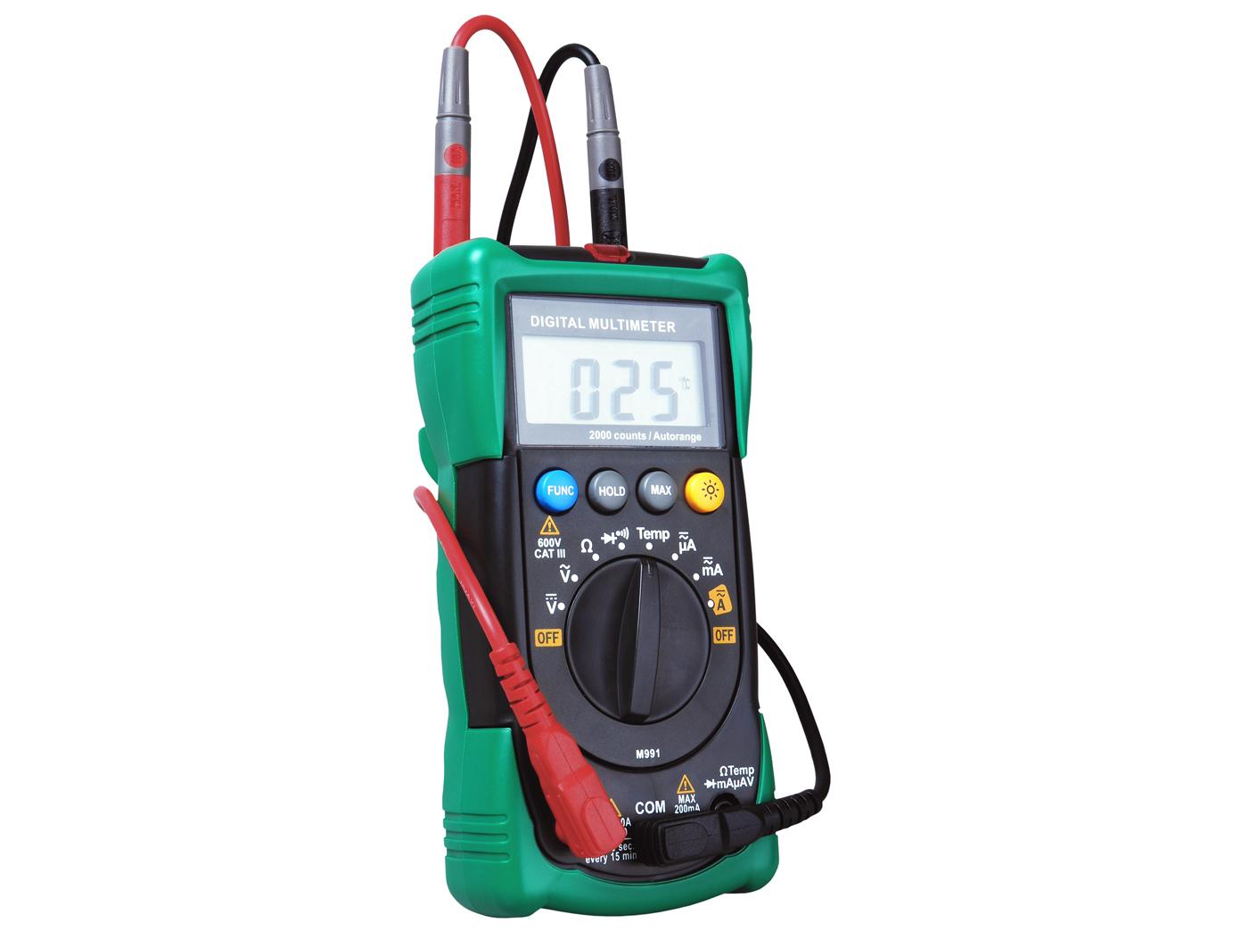 Multimeter Spannungsprufer Voltmeter Messgerat Ac Dc Spannung
