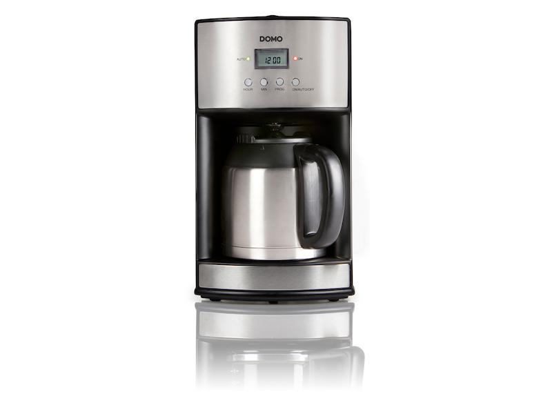 timer kaffeemaschine kaffeeautomat 24 std timer thermoskanne 1 2 liter ebay. Black Bedroom Furniture Sets. Home Design Ideas